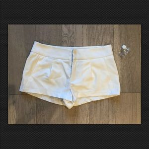Urban Outfitters Silence + Noise White Shorts
